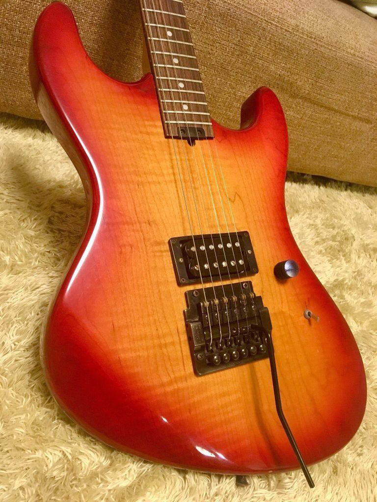 USA製ギター